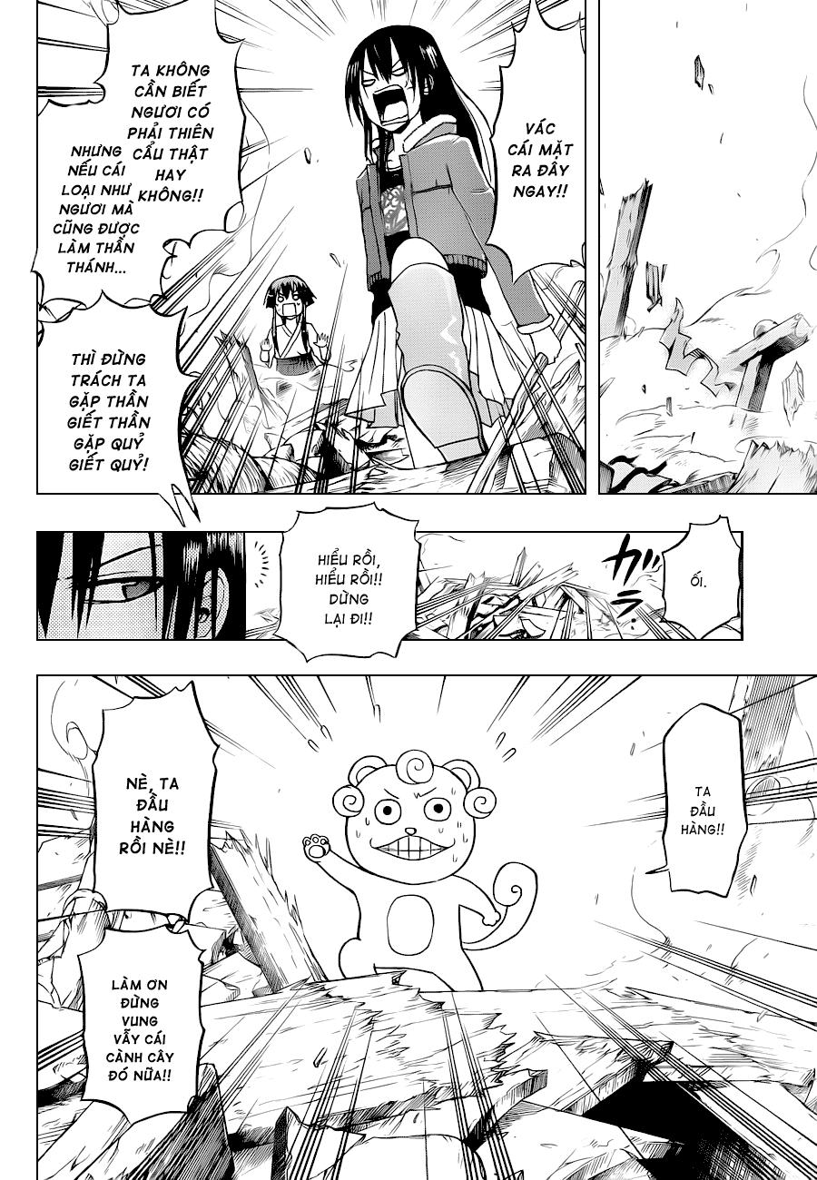 Vua Quỷ - Beelzebub tap 115 - 17