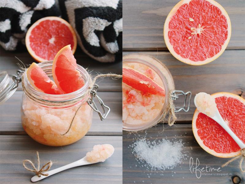 Lifetime Grapefruit Body Scrub