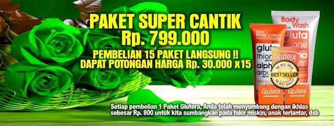 PAKET SUPER CANTIK