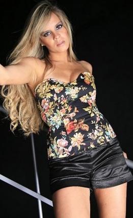 Alejandra Baigorria se considera una chica carismática, divertida, emprendedora y luchadora