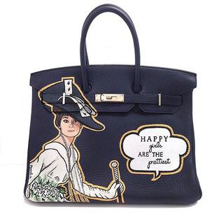 Boyarde Hermes Birkin Audrey Hepburn