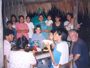 Ph. Descola en San Carlos