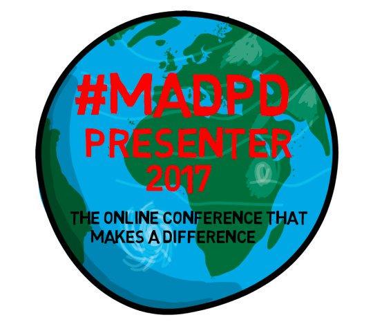 #MADPD Presenter