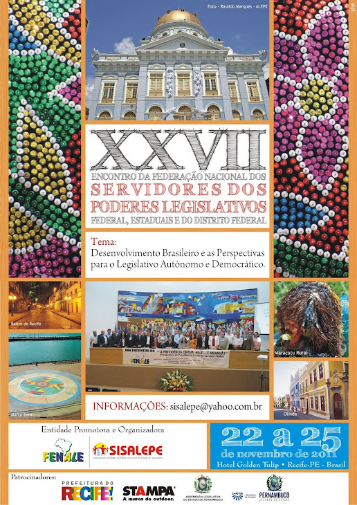 CARTAZ OFICIAL DO XXVII ENCONTRO DA FENALE