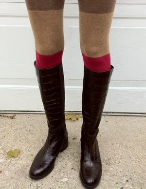 Howdy Slim! Riding Boots for Thin Calves: 2013