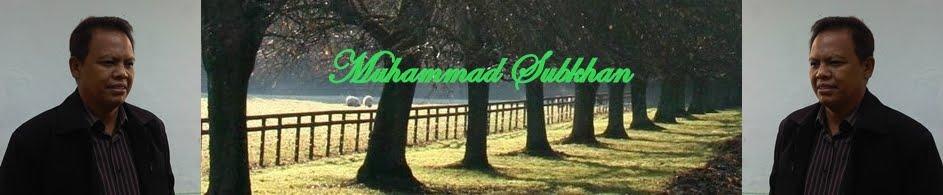 Muhammad Subkhan