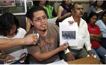 Exigen justicia para activista asesinado