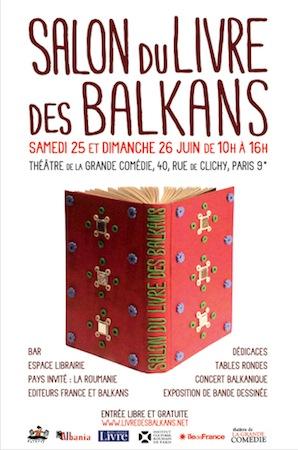 revista comics le salon du livre des balkans