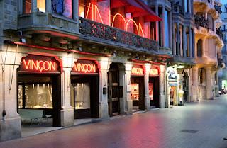 Tienda Vinçon de Barcelona