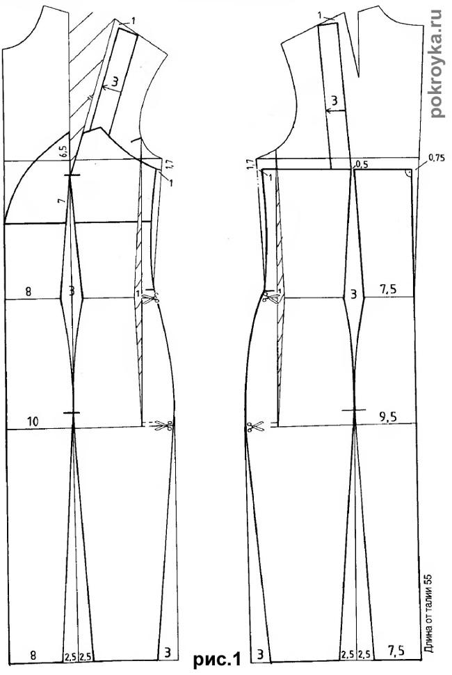 длинные платья из италии
