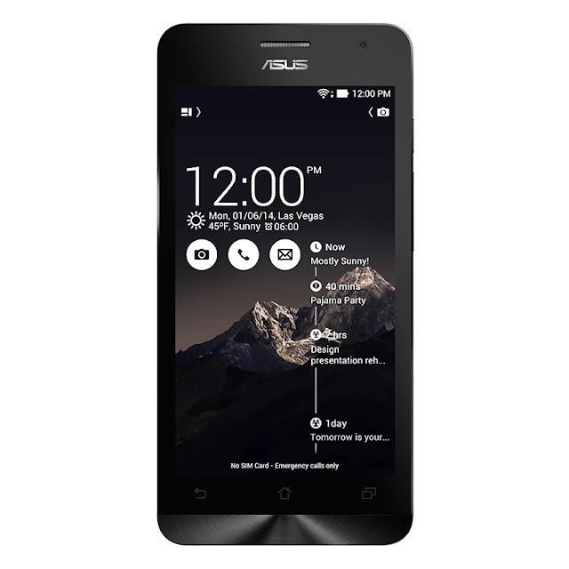 Harga HP Asus ZenFone Go, Spesifikasi Lengkap Terbaru