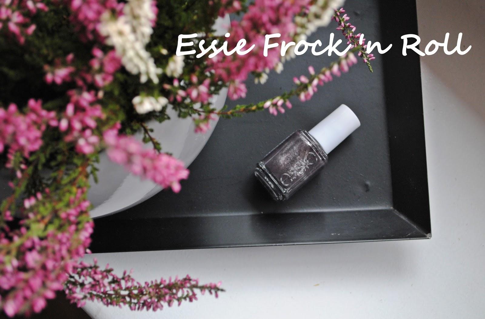 Essie Frock 'n Roll, Fall 2015 beautypediapatt.blogspot.com