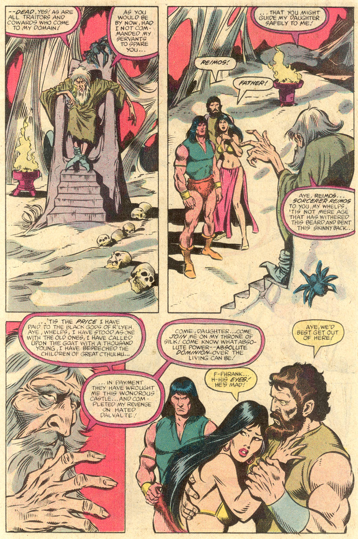 Conan the Barbarian (1970) Issue #141 #153 - English 9