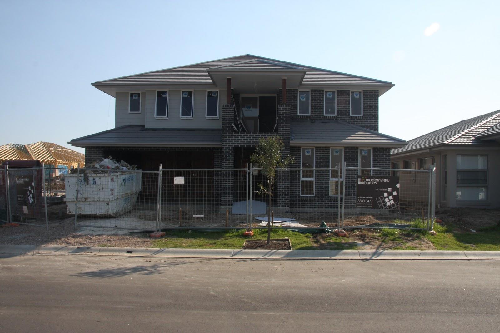The reedman home september 2011 for Modernview homes