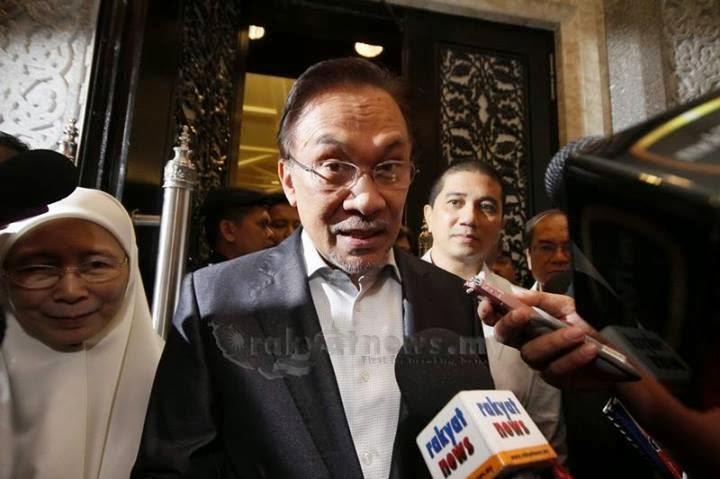Laporan Penuh Transkrip Hari Pertama Perbicaraan Kes Rayuan Liwat II Anwar