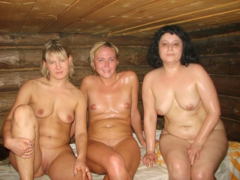 бабы за 40 парются в бани голыми фото