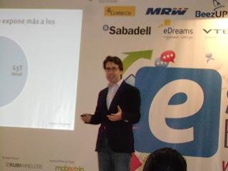 """Imagen """"Fernando Gracia, Director de Ventas, Facebook"""" - más imágenes en www.flickr.com/photos/gcorreszamacola"""