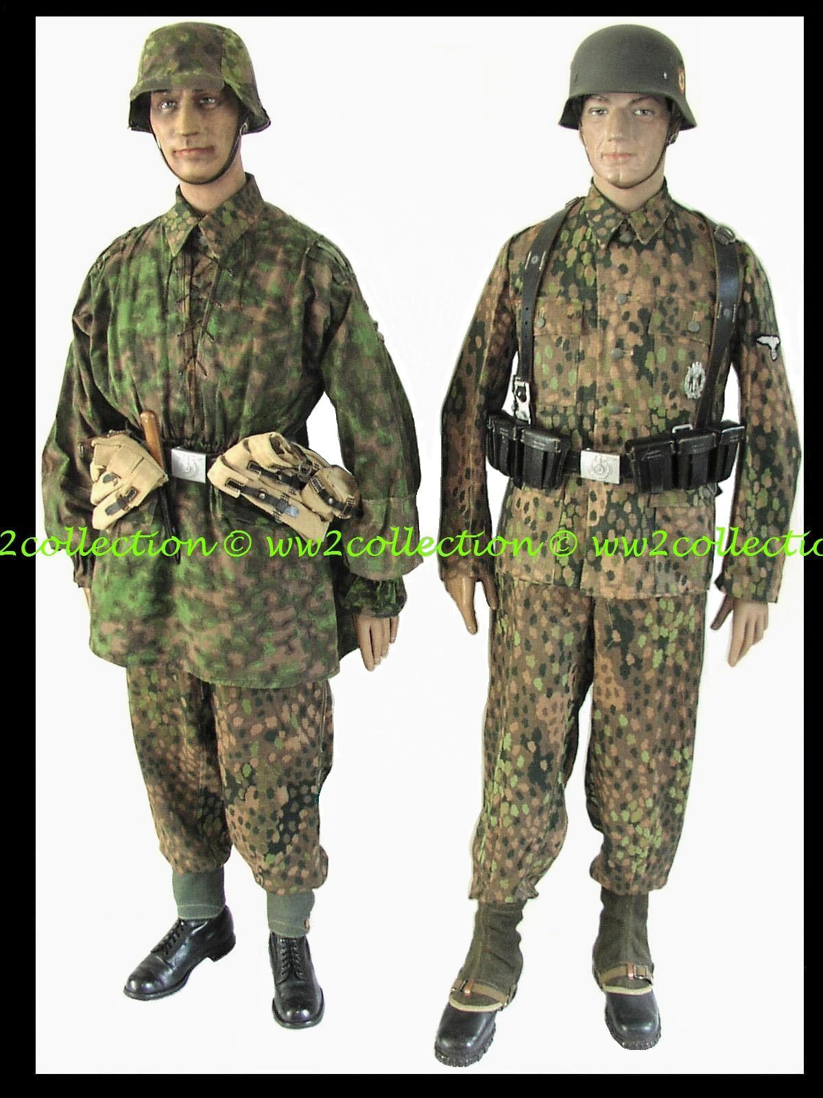 Waffen-SS - 二战德国军服和军备出售 - 2МВ Немецкие Униформы и Милитария на продажу
