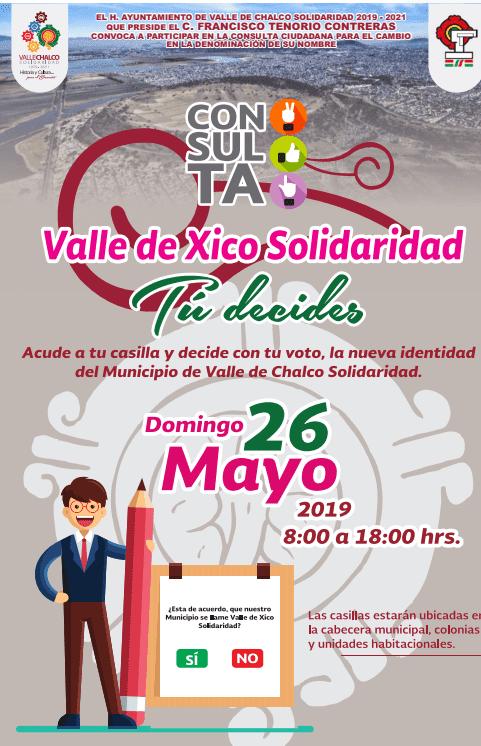 Consuta: Valle de Xico Solidaridad