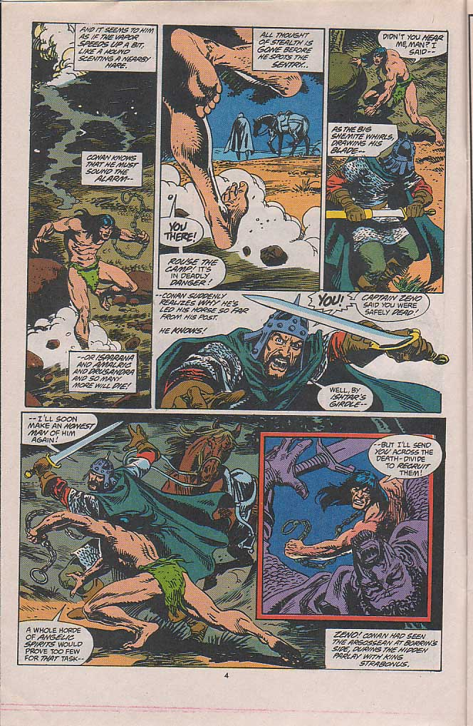 Conan the Barbarian (1970) Issue #268 #280 - English 5
