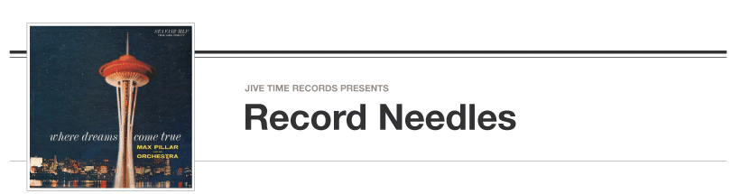 Record Needles