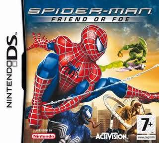 Spiderman: Amigo o Enemigo (Español) (Nintendo DS)
