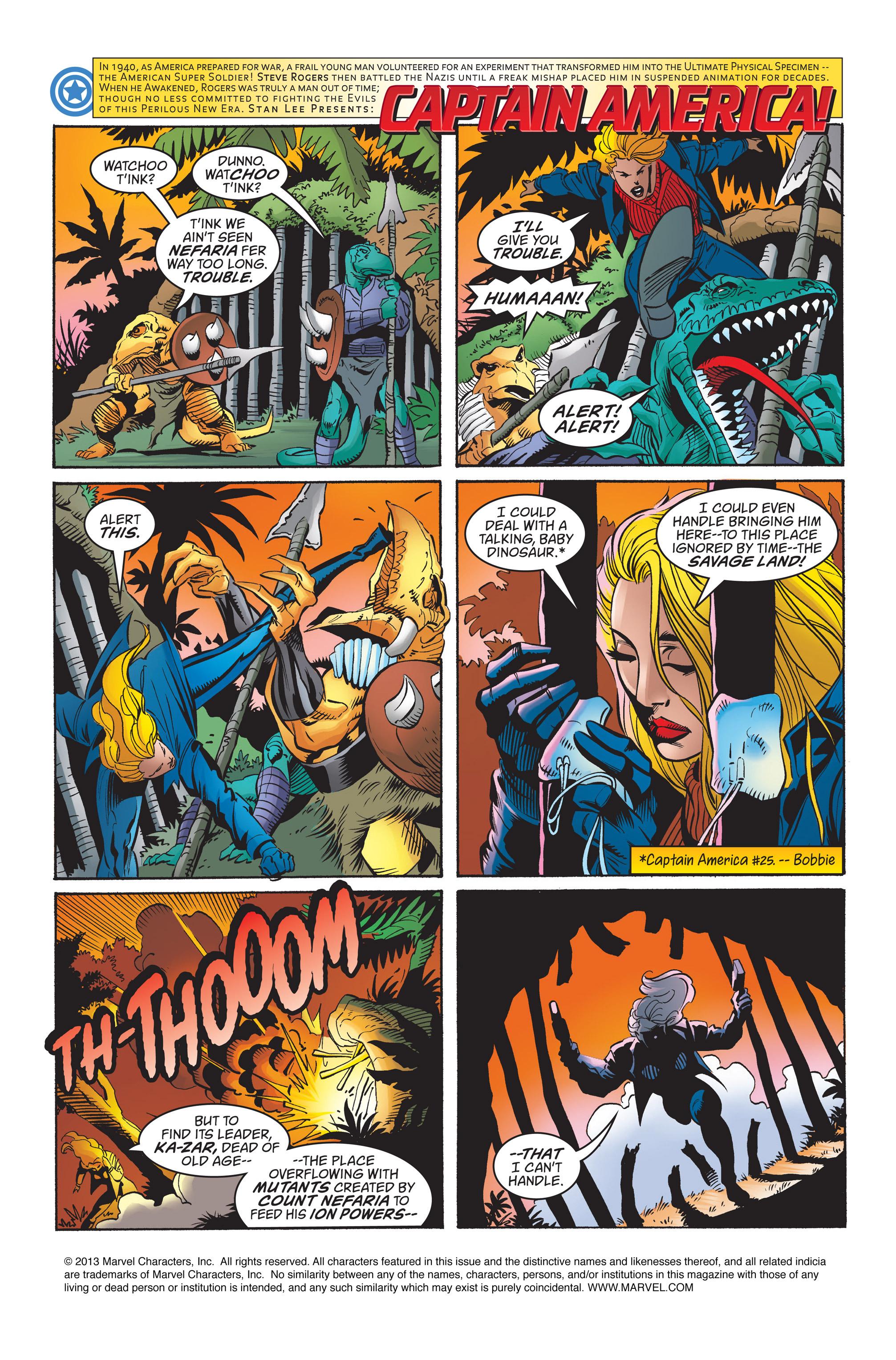 Captain America (1998) Issue #31 #37 - English 2