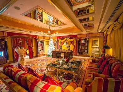 Salas rabes salas con estilo for Sala de estar estilo arabe