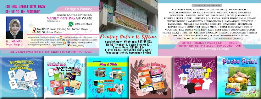 Printing and Advertising Services