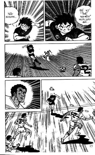 Jindodinho - Đường Dẫn Đến Khung Thành III  Tập 25 page 15 Congtruyen24h