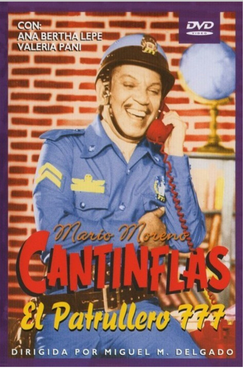 Cantinflas el patrullero 777 dvdrip