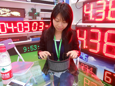 led moving sign, flexible led display