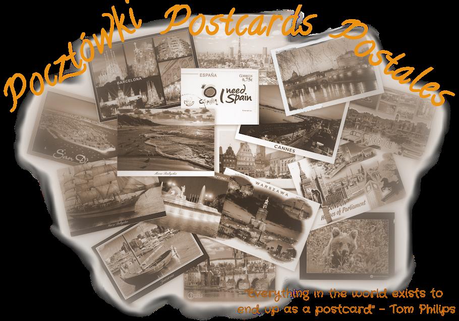 Pocztówki - Postcards - Postales