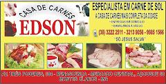 Casa de carnes Edson. Especialista em carne de sol. A melhor carne da Região do Grande Renascença.