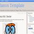 Reiulanus Blogger Template Free Download