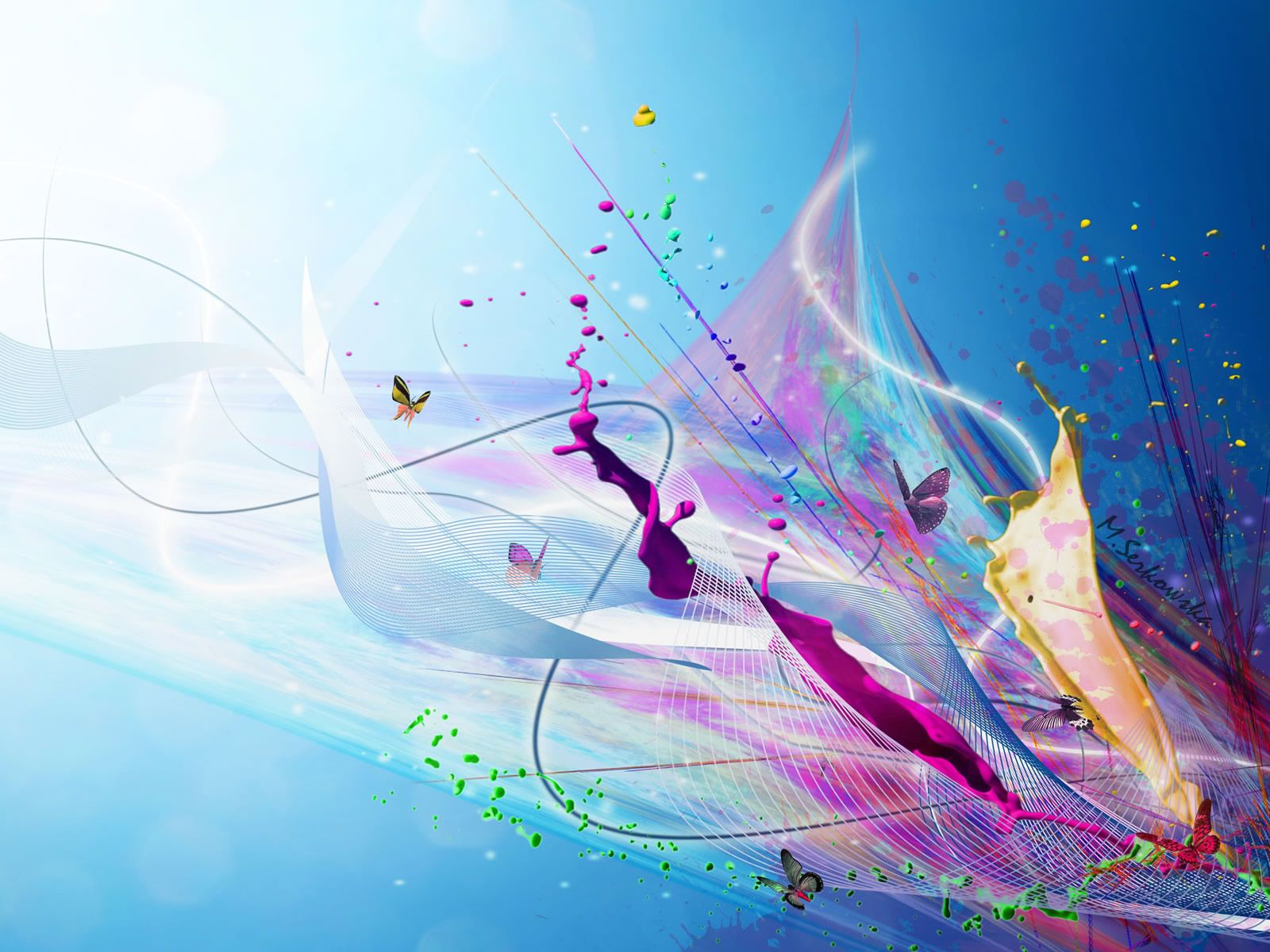 Abstract Music Wallpapers Wonderous