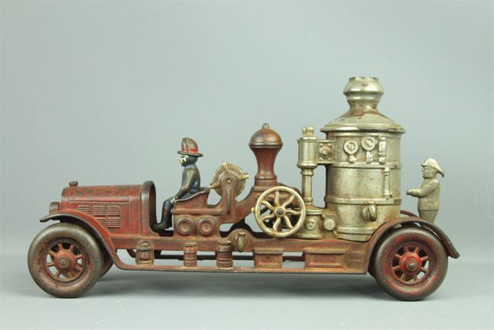 Treasurous Collectibles Iron Cast Toys A Vintage
