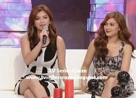 The Angel Locsin-Maja Salvador (Monica Versus Nicole) Face-Off!