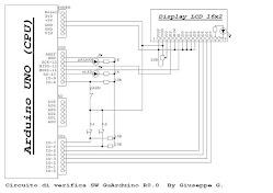 ArduoAlarm R.0.0 prima release hardware by Giuseppe G.