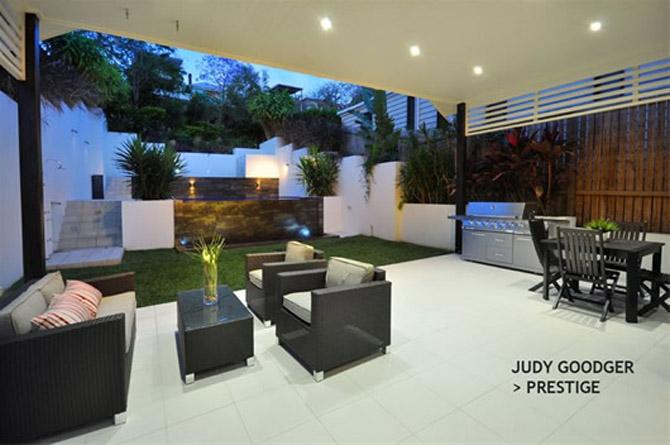 Modern luxury hi tech mansion design paddington australia