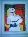 Releitura da obra de Picasso