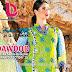 Ayesha Samia Designer Lawn 2015 Vol-1 By Dawood | Dawood Lawns Spring/Summer 2015