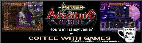 Castlevania Adventure Rebirth Download