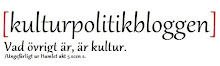 Kulturpolitikbloggen