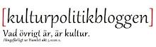 Kulturpolitikbloggen
