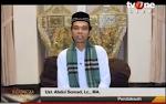 Ustadz Abdul Somad, Lc.,MA