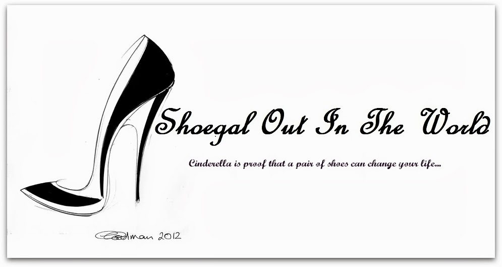 Shoegal Out In The World