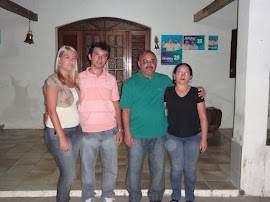 Tarcisio, Luana, Professor e Jânia