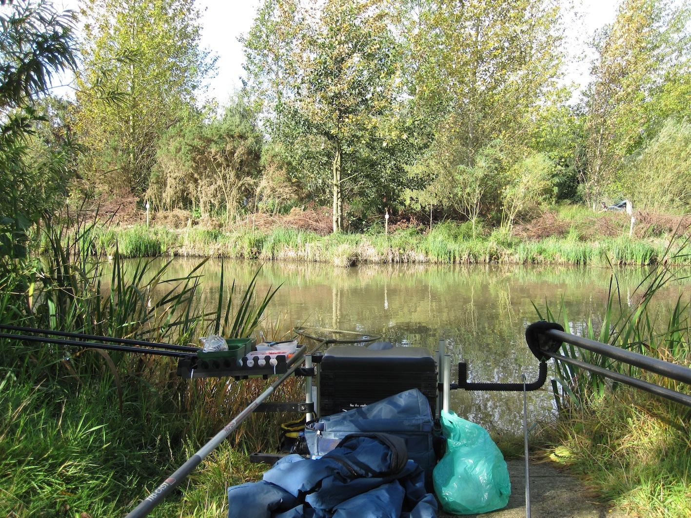 sessay fishery