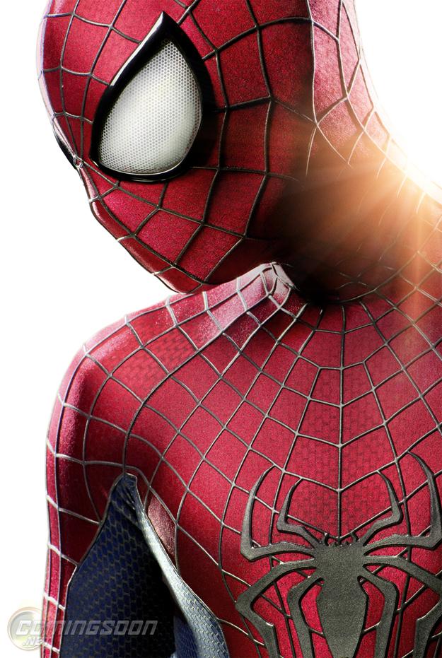 """Nuevo traje de Spidey en """"The Amazing Spider-Man 2"""""""